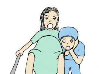 Chuẩn bị của bố trước khi mang thai