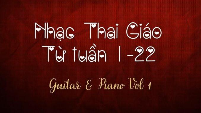 Nhạc-Thai-Giáo-Tuần-1-22-(Vol 1)