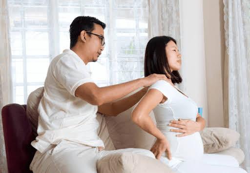 Hướng dẫn bố cách massage cho mẹ bầu vui khỏe