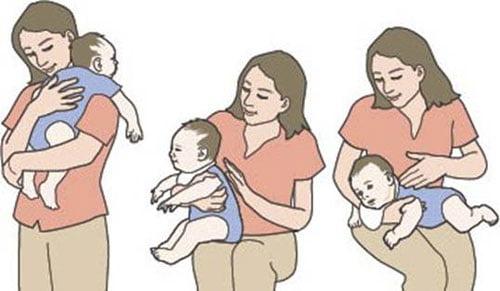Kỹ thuật vỗ long đờm cho trẻ bị ho hiệu quả