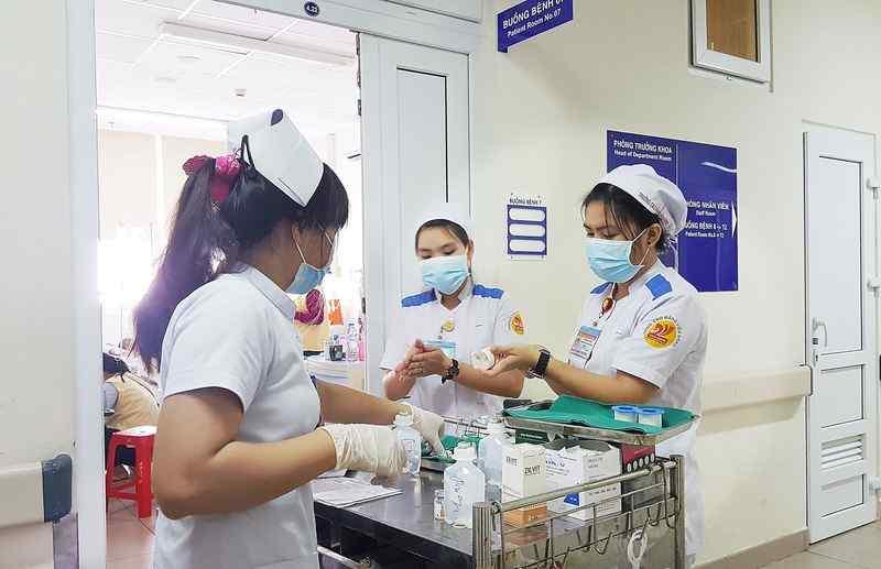 Kỹ thuật pha thuốc cho bệnh nhân