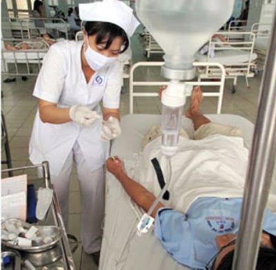 Kỹ thuật truyền tĩnh mạch