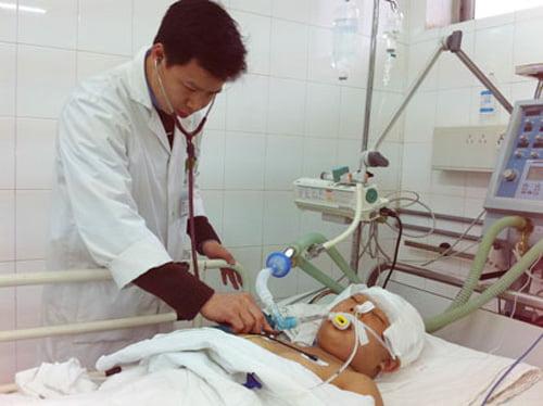Chăm sóc bệnh nhân xuất huyết não