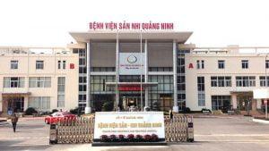 Bệnh viện sản nhi Quảng Ninh