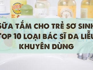 Sữa-tắm-cho-trẻ-sơ-sinh-Top-10-loại-bác-sĩ-da-liễu-khuyên-dùng