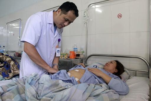 Lập kế hoạch chăm sóc bệnh nhân viêm ruột thừa