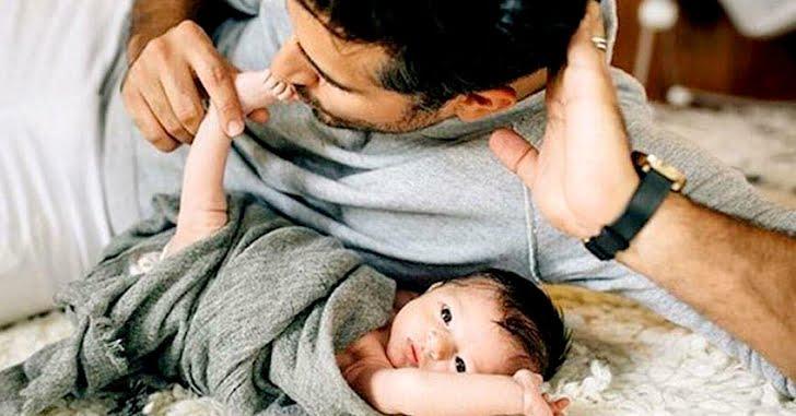 '3 nút khôn' trên cơ thể trẻ nhỏ cần được ba chăm xoa, trí tuệ bé sẽ phát triển tốt