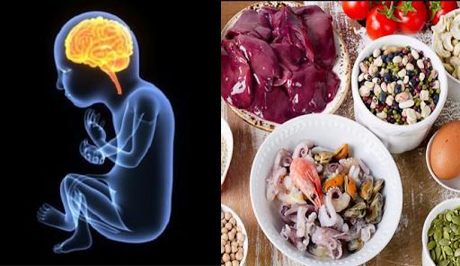 Những chất dinh dưỡng cần thiết trong thai kỳ, ảnh hưởng chỉ số IQ của trẻ