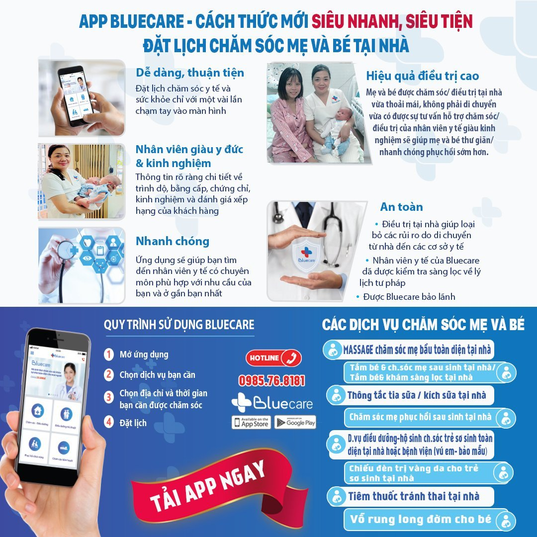 Dịch vụ Bluecare