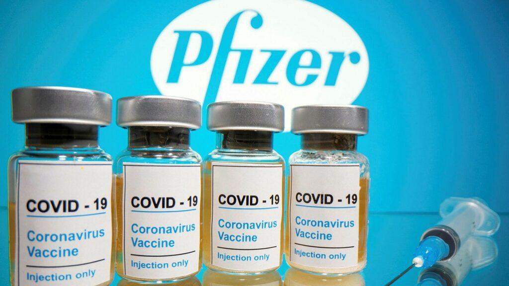 Vắc xin covid-19 của Pfizer