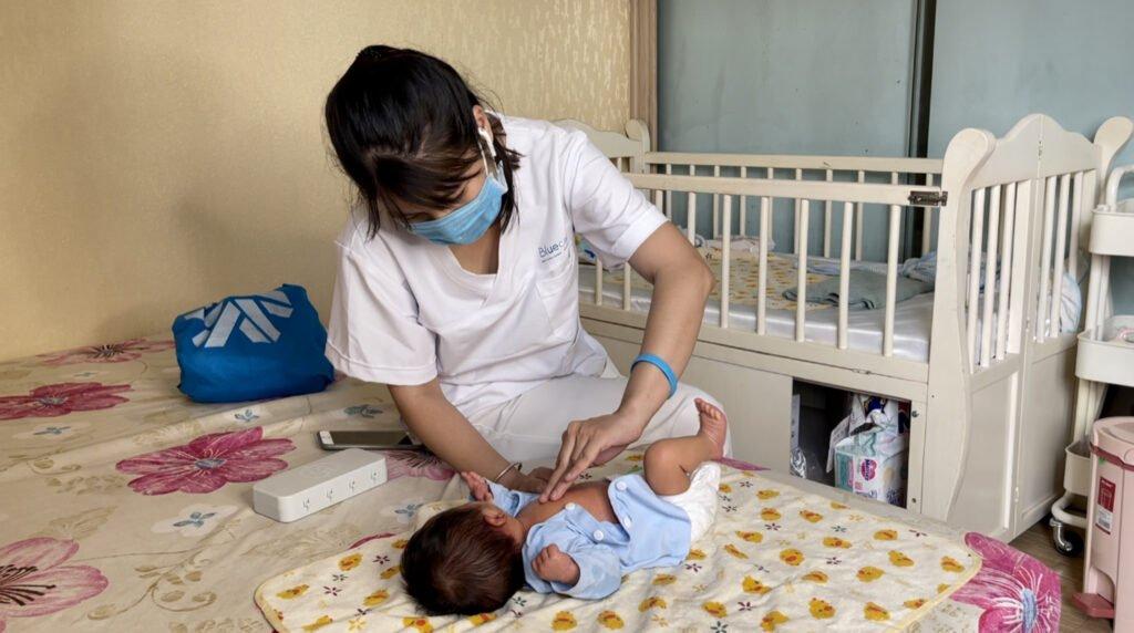 Dấu hiệu nhận biết trẻ sơ sinh bị vàng da