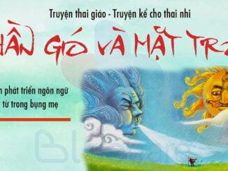 Truyện-thai-giáo-thần-gió-và-mặt-trời-truyện-kể-cho-thai-nhi-thai-giáo