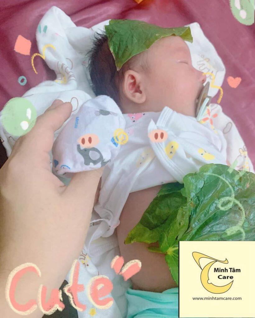 Review dịch vụ tắm cho trẻ sơ sinh tại nhà ở Biên Hòa