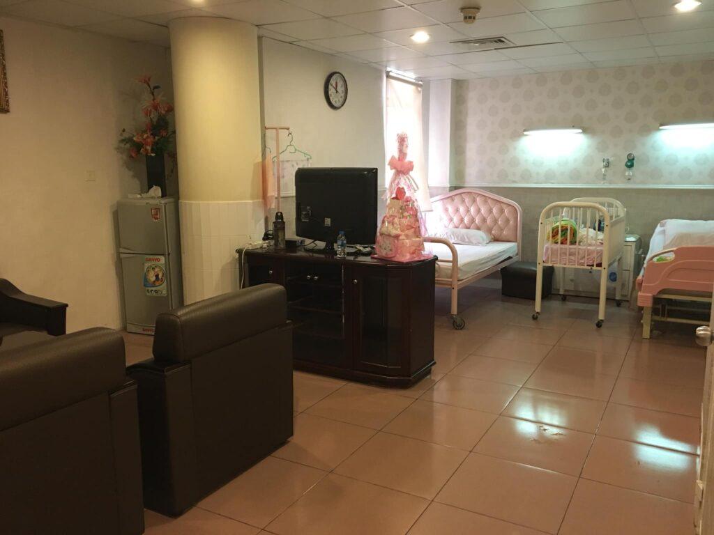 Tổng hợp review đi đẻ bệnh viện phụ sản quốc tế Sài Gòn - SIH